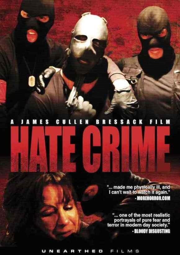 Horror Society: Hate Crime DVD Release Date   www.horrorsociety.com