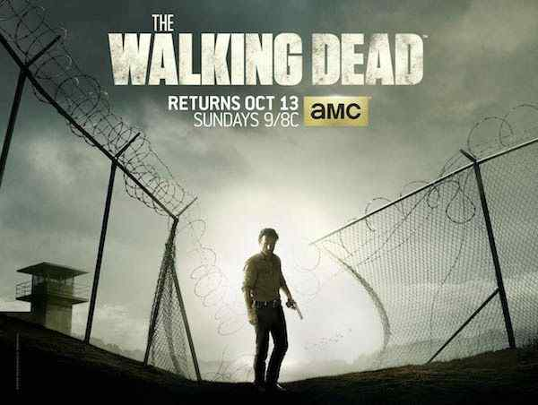 The Walking Dead Season 4 poster 2