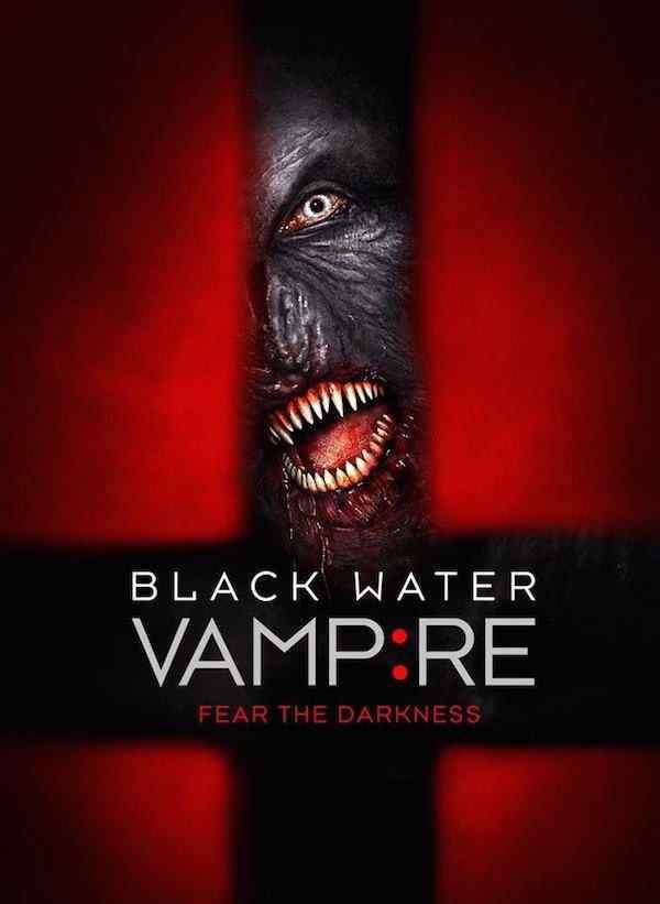 Black Water Vampire poster