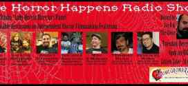 Horror Happens Radio Show – live, three hour directors panel announced for December 3, 2013.
