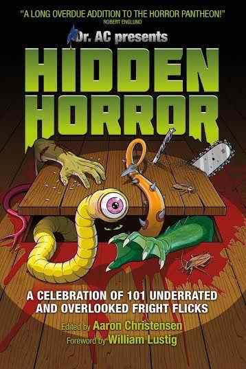 Hidden Horror book
