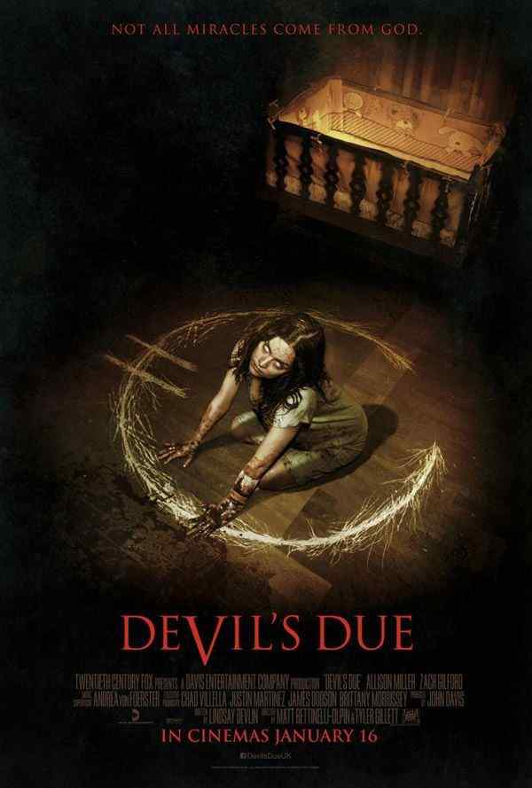 Hide And Seek In New 'Devil's Due' Clip! 1