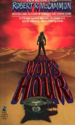 The Wolf's Hour book cover