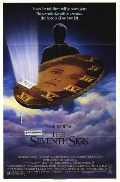 The Seventh Sign movie poster