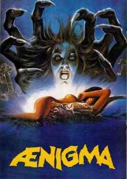 Aenigma movie poster