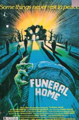 Funeral Home movie poster