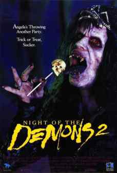 Night of the Demons 2 movie poster