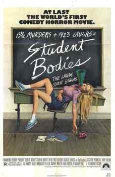 Student Bodies movie poster