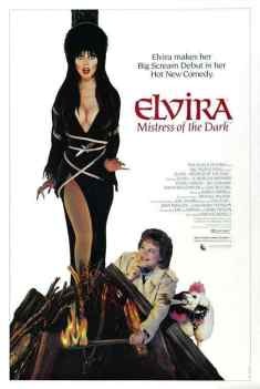 Elvira Mistress of the Dark movie poster