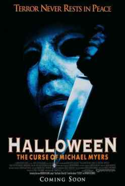 Halloween The Curse of Michael Myers movie poster