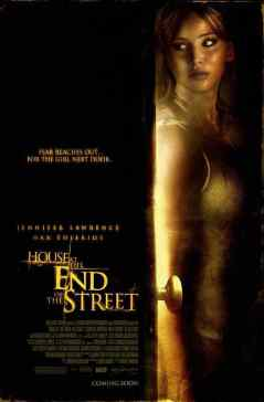 House at the End of the Street movie poster 2