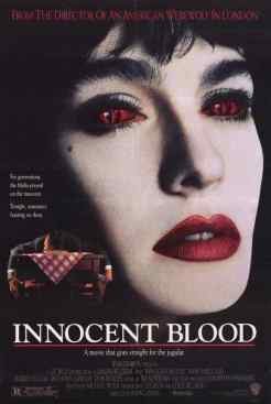 Innocent Blood movie poster