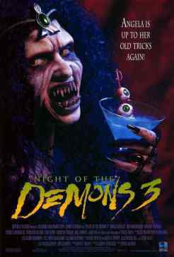 Night of the Demons 3 movie poster