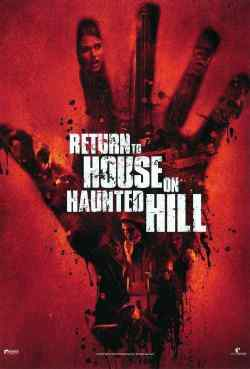 Return to the House on Haunted Hill movie poster