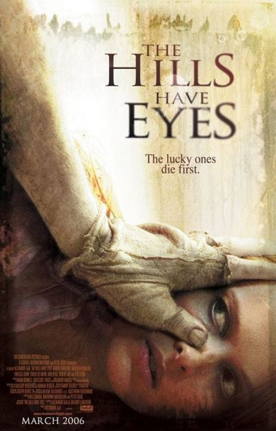 The Hills Have Eyes 2006 movie poster