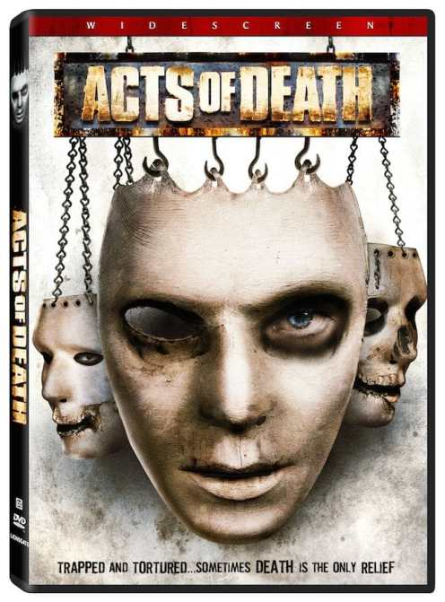 Acts of Death dvd