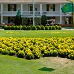 Clubhouse at Augusta National. (source: ISU Alumni)