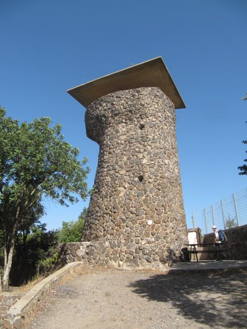 מגדל התצפית בנבי דחי