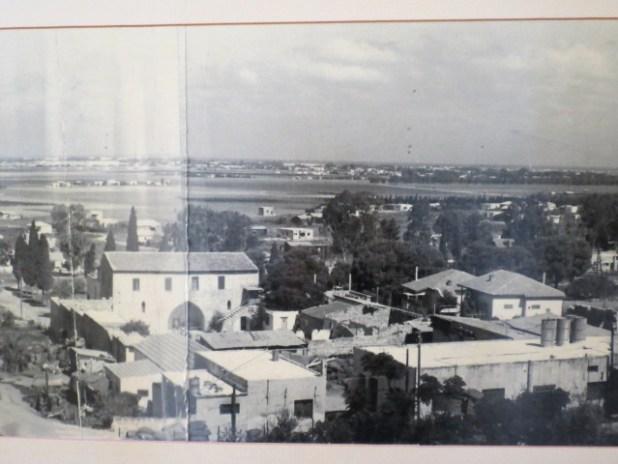 בית פישר ומפרץ חיפה
