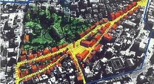 מפה ואדי ניסנאס