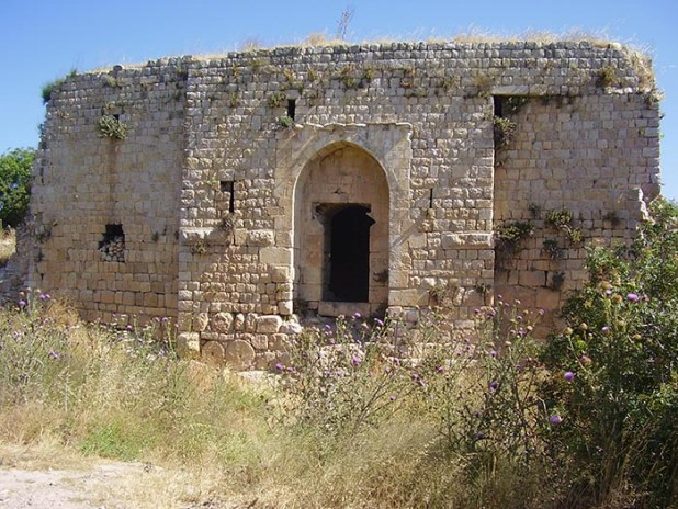 Chateau_Neuf_Fortress_in_Upper_Galilee