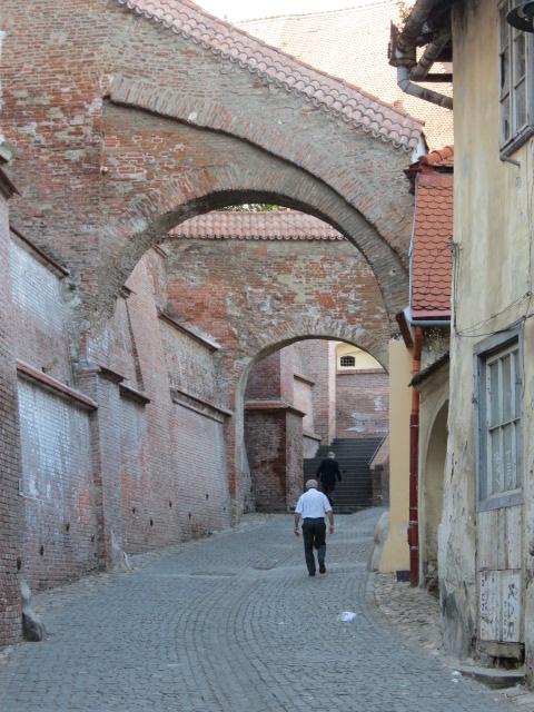 Students Passage Sibiu