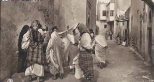 רחוב היהודים טריפולי לוב