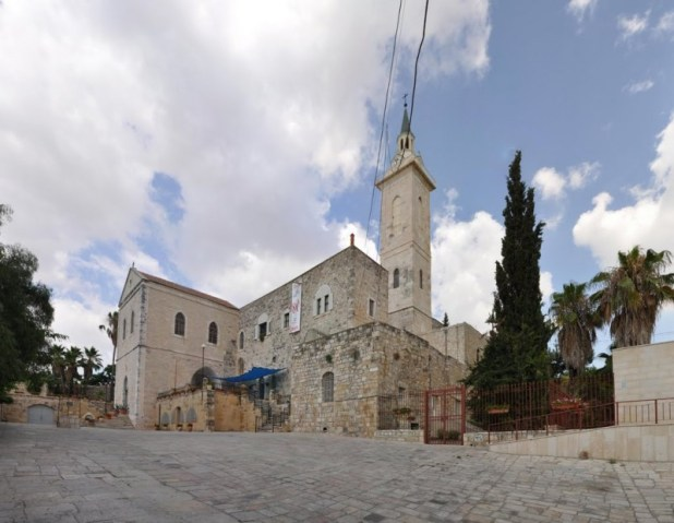 Church of St. John Baharim