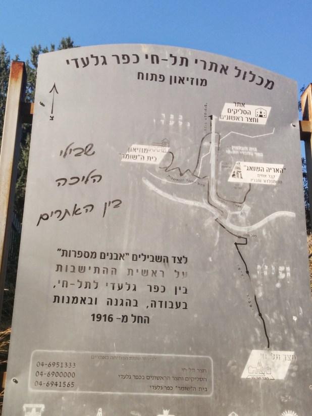 בית קברות כפר גלעדי תל חי