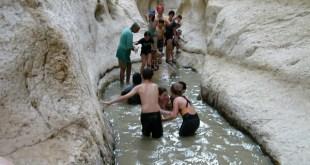 נחל עזגד וקניון אשלים - צילום: briza
