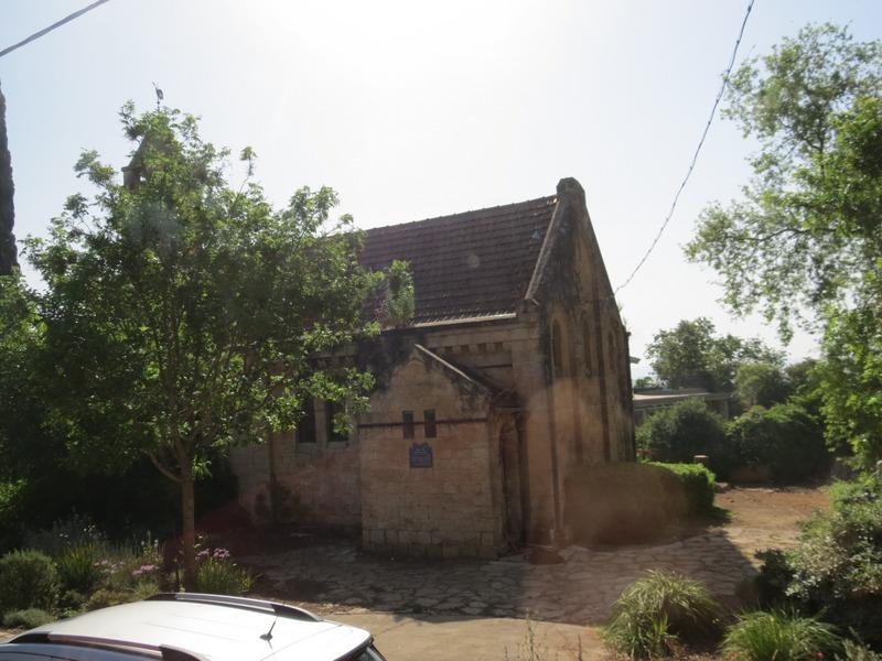 כנסיית אלוני אבא