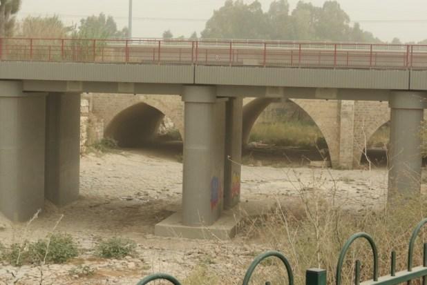 גשר עד הלום (משופץ) וגשר הרכבת