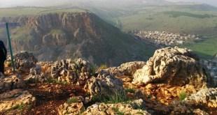 הר ארבל - הר ניתאי