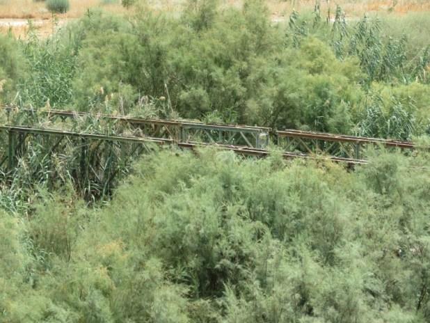 גשר ביילי - גשר אדם