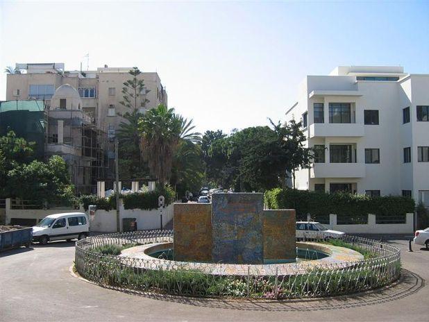 רחוב ביאליק Bialik Square