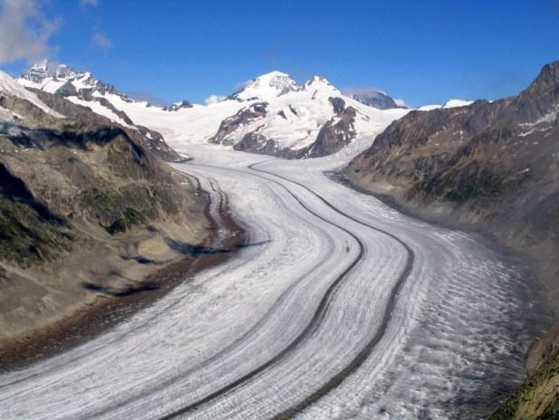 Glacier צילום: Dirk Beyer