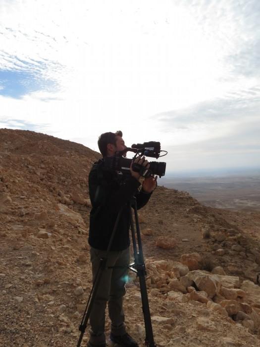 צלם ערוץ i-24