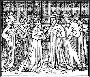 אספה מהמאה ה-13 של רבנים בצרפת