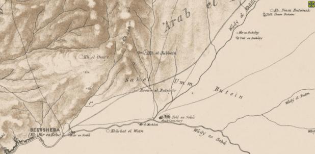 PEF Map 1880
