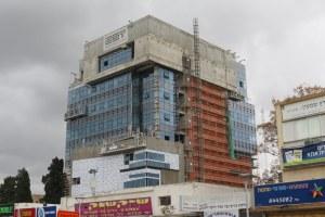 בנין העיריה החדש
