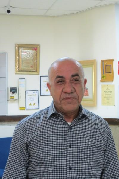 ד״ר ג׳מאל מסאלחה