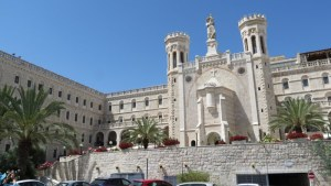 Notre Dam de Jerusalem