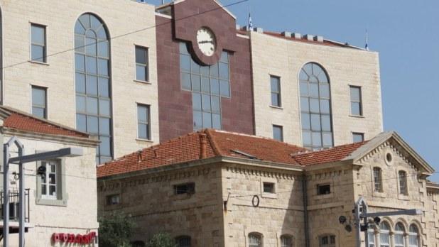 התכנון של סיטי סנטר חיפה מדבר עם התכנון הטמפלרי