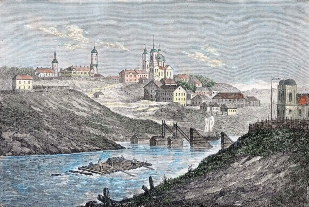 Mogilev in the nineteenth century