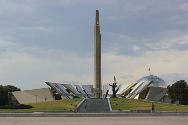 Belarusian Great Patriotic War Museum Photo: Julian Nyča