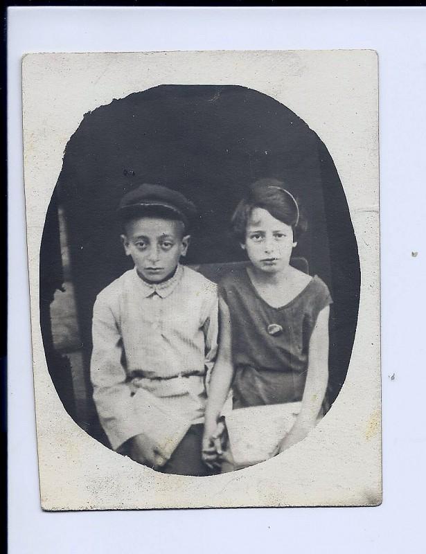 Haim and Leah Beila Cohen - Murdered in Borisov