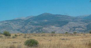 ברית בין הבתרים על הר דב