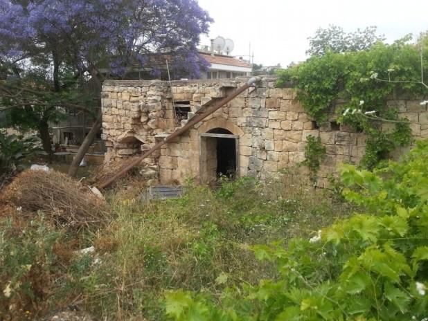 בית בד עתיק צילום: ניר ודל