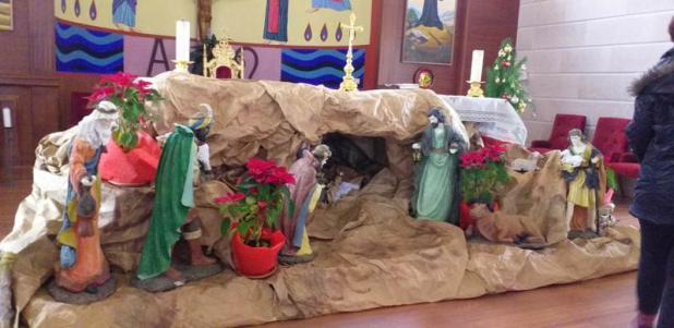 המזבח