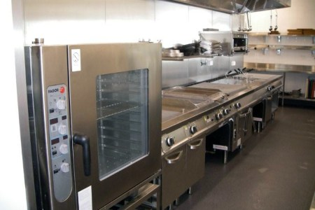 hospitality design melbourne commercial kitchen design catering equipment silverwater resort san remo victoria 18